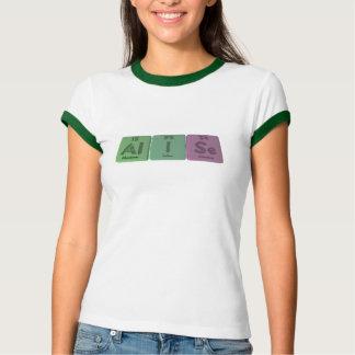 Alise as Aluminium Iodine Selenium Tshirt