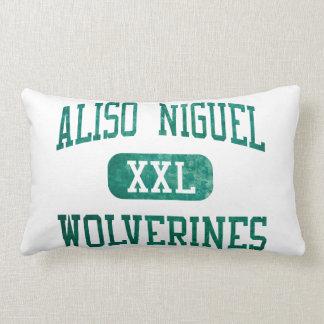 Aliso Niguel Wolverines Athletics Pillow