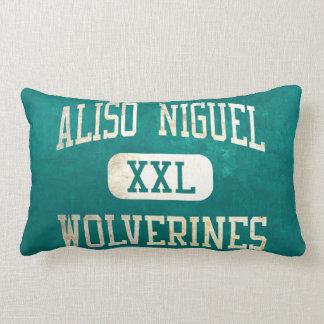 Aliso Niguel Wolverines Athletics Pillows