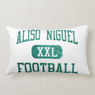 Aliso Viejo Wolverines Football Pillow