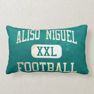 Aliso Viejo Wolverines Football Throw Pillows