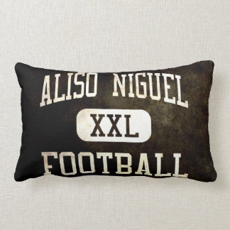 Aliso Viejo Wolverines Football Throw Pillow