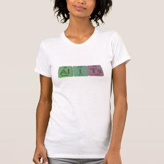 Alita as Aluminium Iodine Tantalum Shirts
