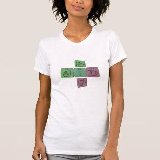 Alita as Aluminium Iodine Tantalum Tshirts