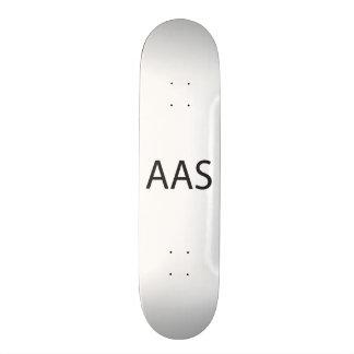Alive and smiling.ai 21.3 cm mini skateboard deck