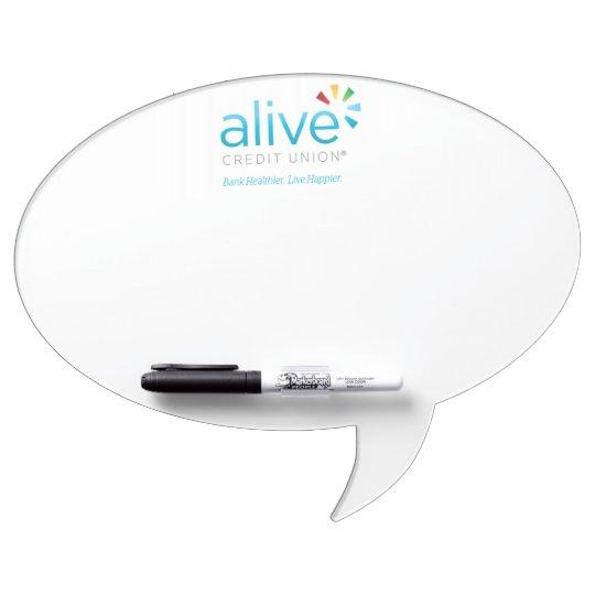 Alive CU Dry-Erase Board