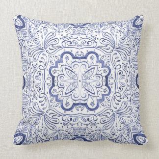 Alivia Watercolour Pattern Cushion