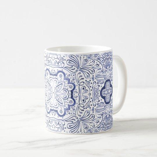 Alivia Watercolour Pattern Mug