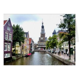 ALKMAAR, NETHERLANDS CARD