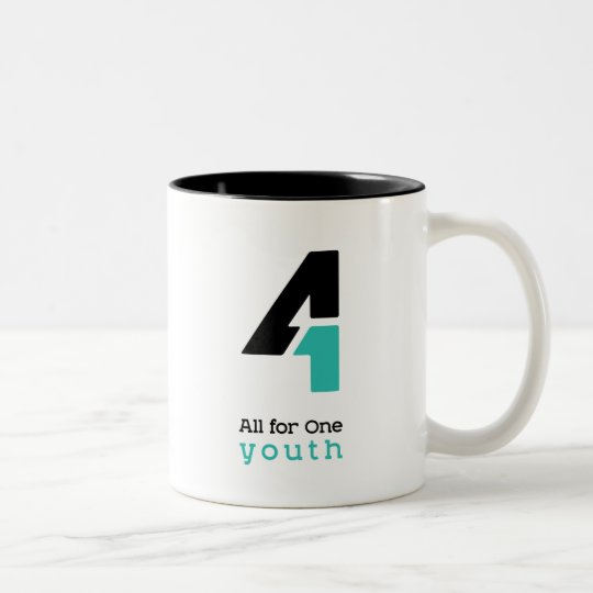 All4one Youth Two Tone Mug