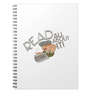 All About It Note Books