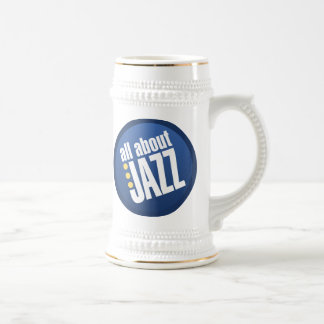 All About Jazz Mug
