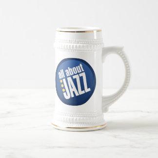 All About Jazz Mug