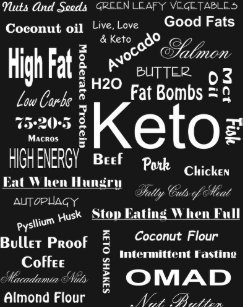 Keto T-Shirts & Shirt Designs | Zazzle UK