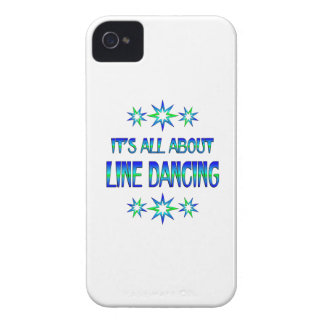 All About Line Dancing iPhone 4 Case-Mate Case