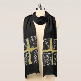 All About Love Dress Scarf