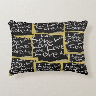 All about Love Throw Pillow