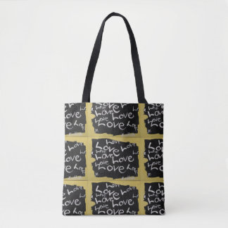 """""""All About Love"""" Tote Bag"""