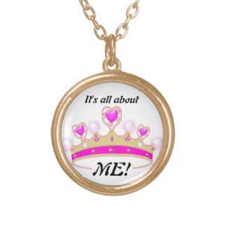 All About Me! Necklace