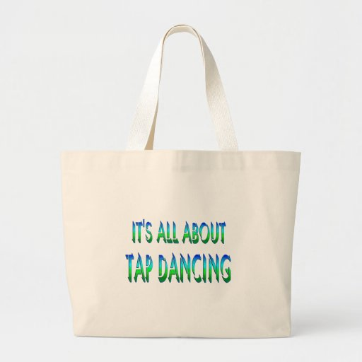 All About Tap Dancing Bags