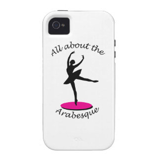 All About the Arabesque Case-Mate iPhone 4 Case
