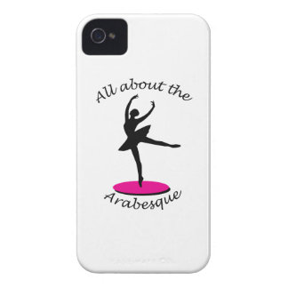 All About the Arabesque iPhone4 Case