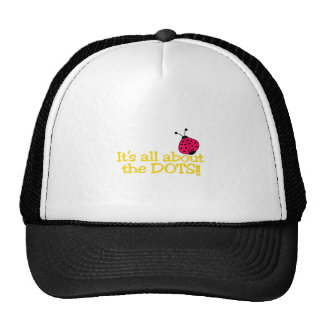 All About The Dots Cap