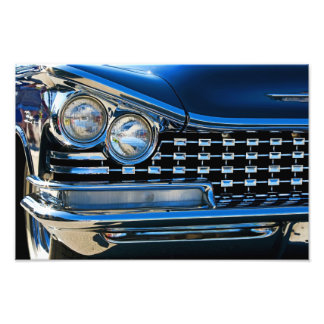 All About The Grill Photographic Print