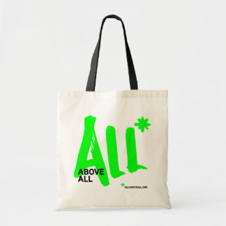All* Above All Canvas Bags