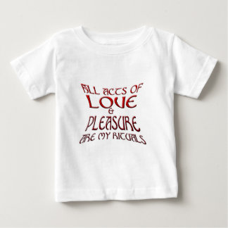 all acts of love and pleasure baby T-Shirt