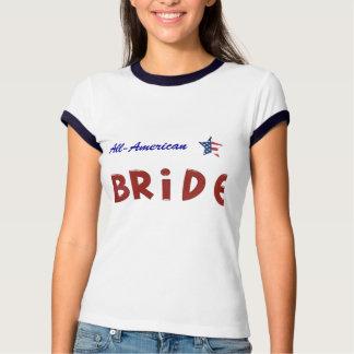 ALL AMERICAN BRIDE T-SHIRT
