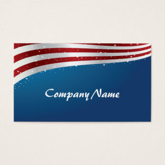 All American Business Card
