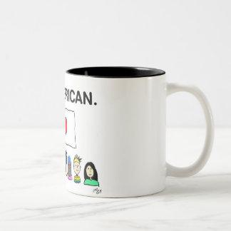 All American Coffee Mug