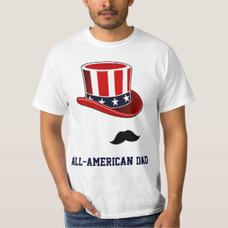 All-American Dad T-Shirt