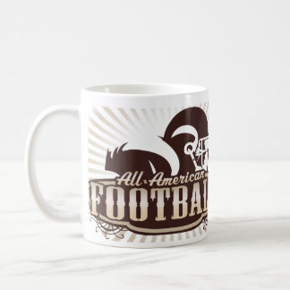 All American Football Coffee Mug