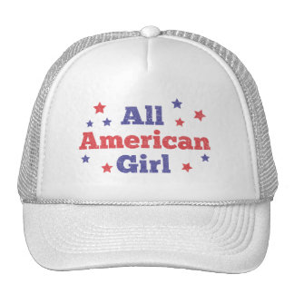 All American Girl Hat