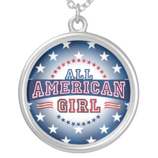 All-American Girl Necklace