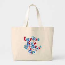 All American Girl Tote