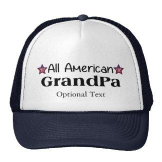 All American Grandpa Cap
