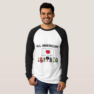All American Men's Baseball Shirt