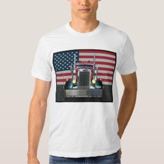 All American Peterbilt Tee Shirts