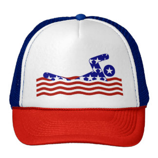 All-American Swimmer Cap