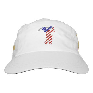 All-American Woman Golfer Hat