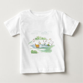 All Around the Barnyard - Ducks by Serena Bowman Shirt