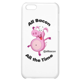 All Bacon All the TIme Case For iPhone 5C