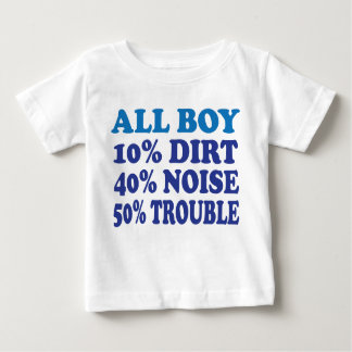 ALL BOY BABY T-Shirt