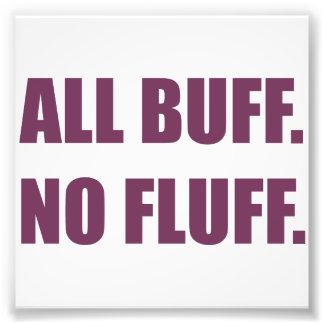All Buff No Fluff Fat Hamster Commercial Art Photo