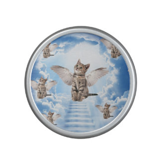 All Cats Go to Heaven Bluetooth Speaker