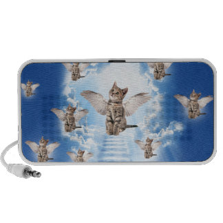 All Cats Go to Heaven Travelling Speaker