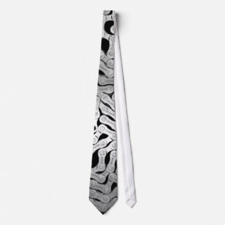 All chained up tie